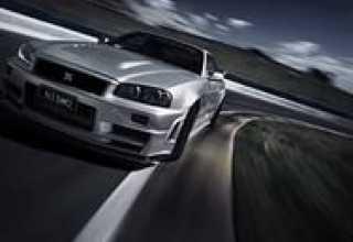 Разработка новой модели Nissan Skyline GT-R