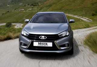 АвтоВАЗ объявил о начале сборки пилотной партии Lada Vesta.