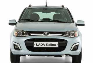 Новая коробку передач LADA Kalina .
